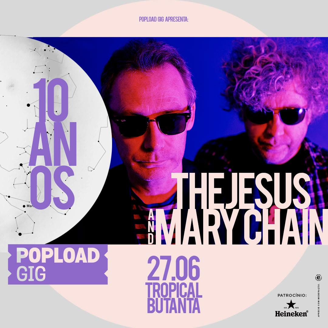 Popload Gig - Jesus and the Mary Chain