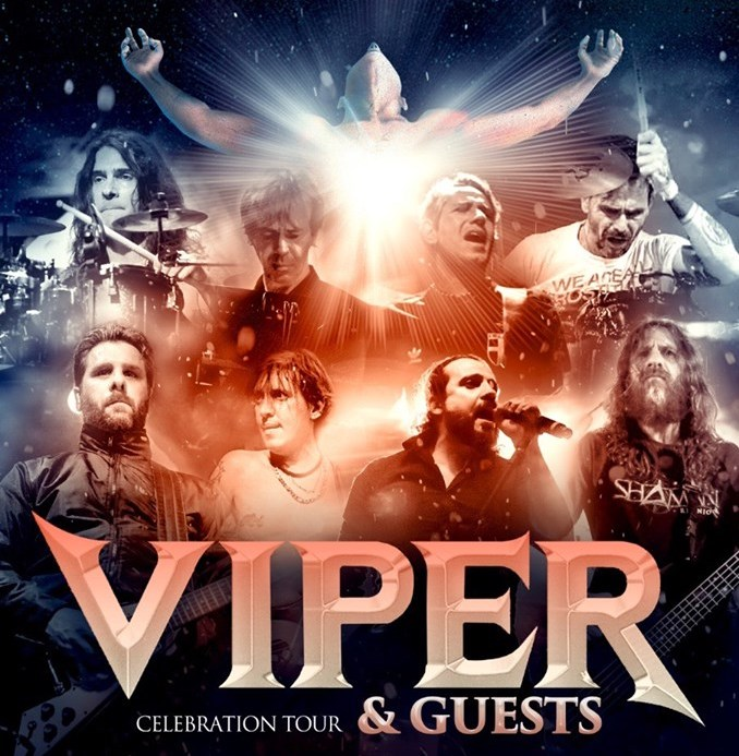 Viper & Guests - Celebration Tour