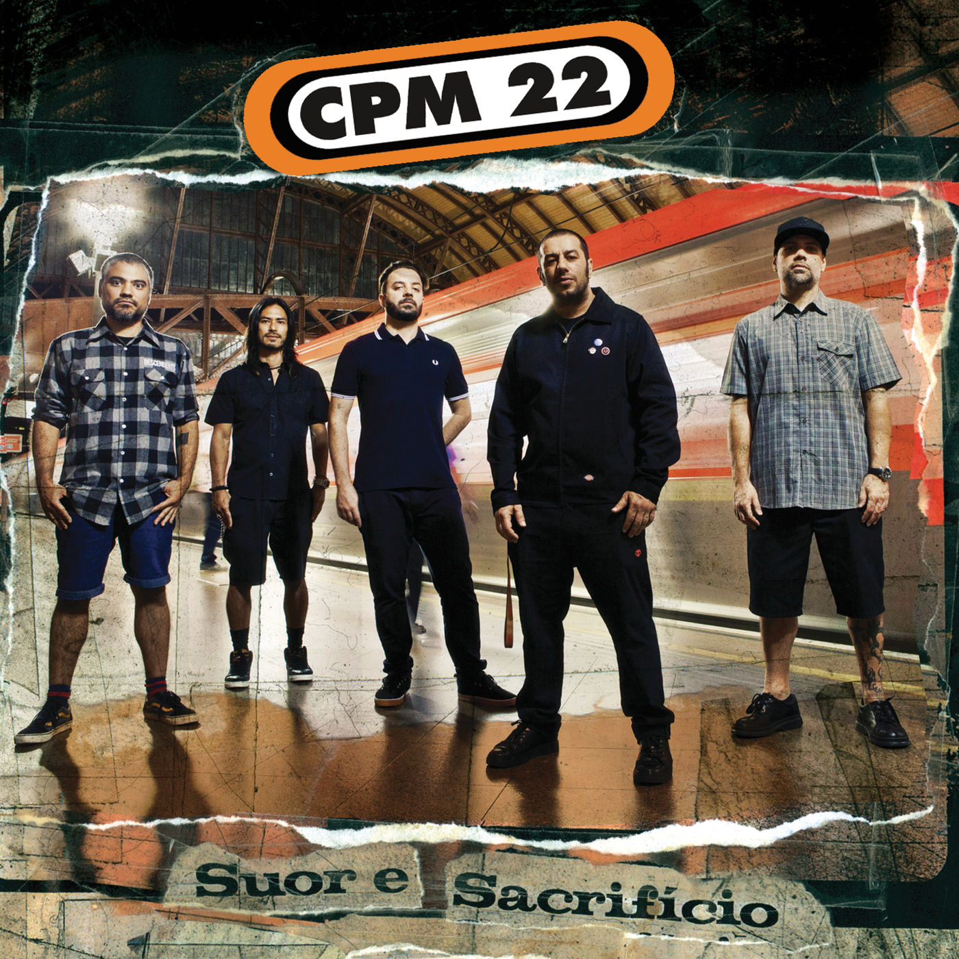 CPM 22, Dance of Days e Rocca