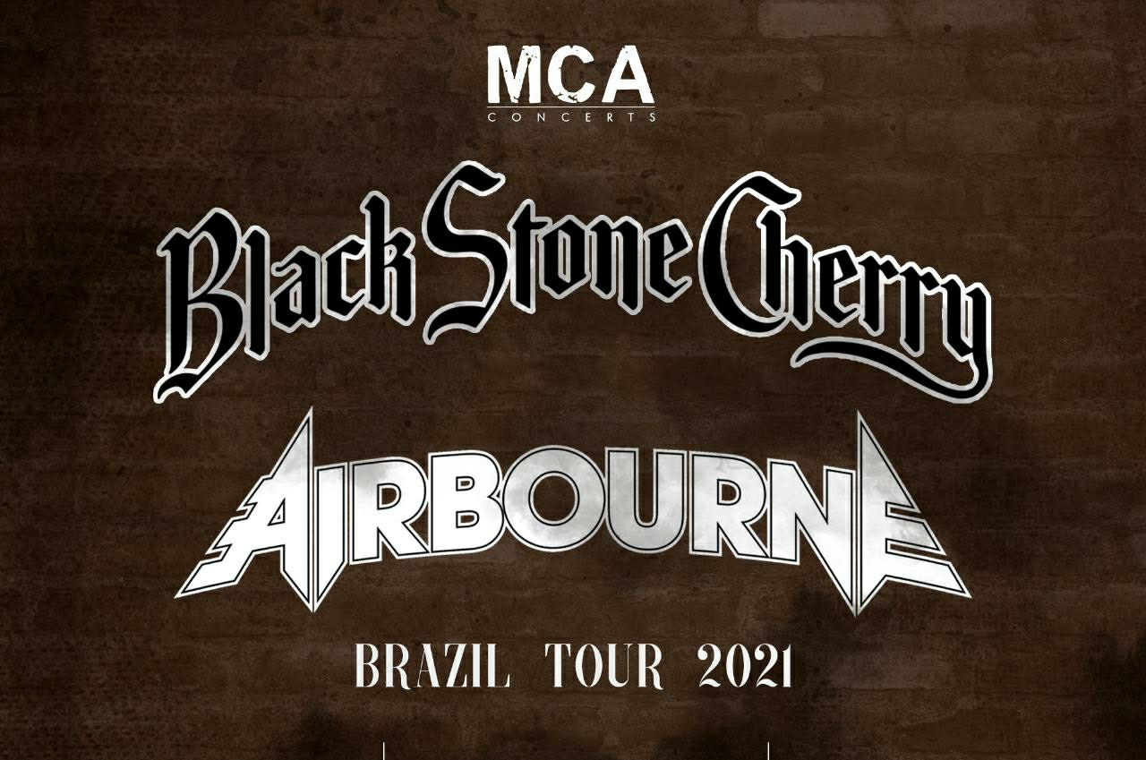 Black Stone Cherry- TOUR 2021