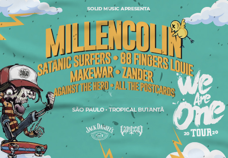 Millencolin - We are one Tour 2021