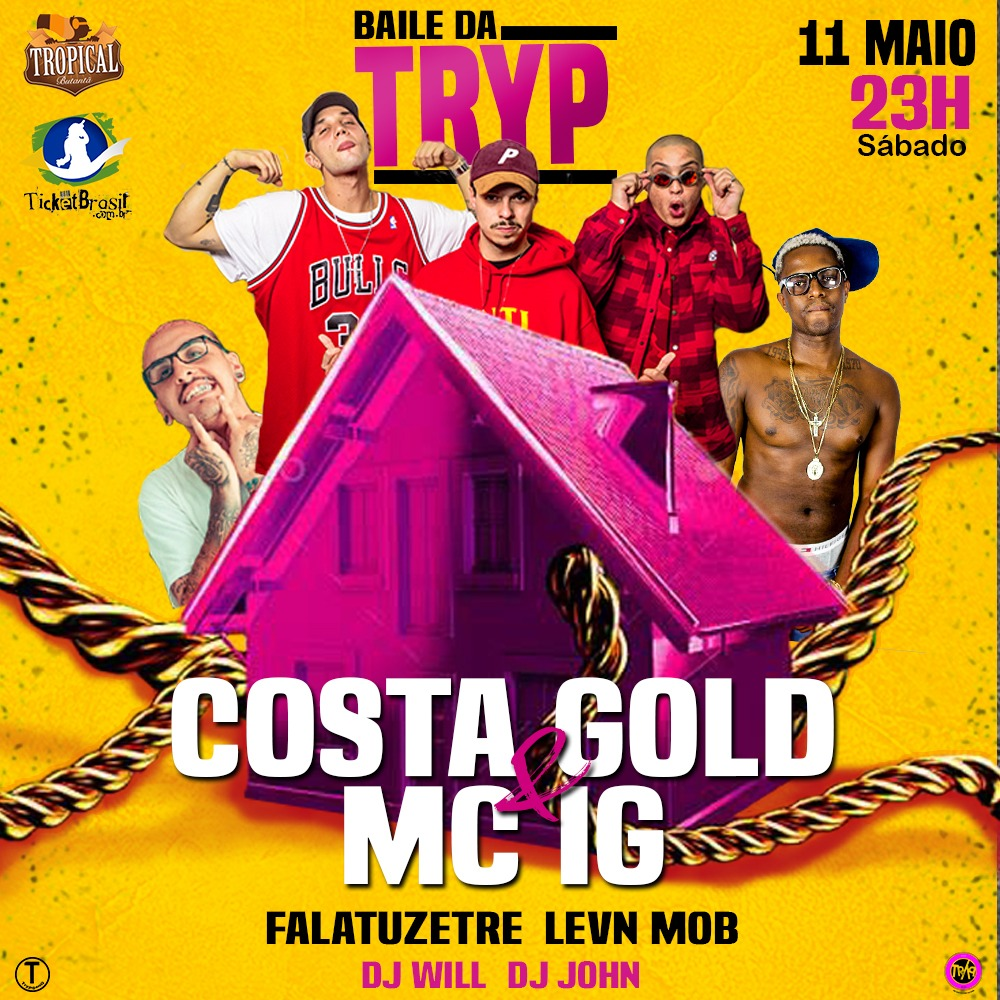 Costa Gold e Mc IG